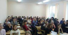 Отчет о проведении Дня открытых дверей кафедры №2 «Социально-экономических дисциплин и сервиса»