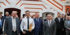 Награждение лучших выпускников вузов Санкт-Петербурга