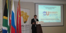(Русский) Вторая конференция Ассоциации ректоров транспортных университетов БРИКС