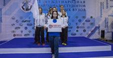 В Москве стартовала Международная Спартакиада студентов транспортных вузов
