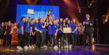 Студентов-транспортников наградили на Международной Спартакиаде транспортных вузов