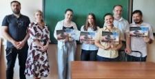Международный конкурс научных курсантских работ «Молодая наука академии – 2021»